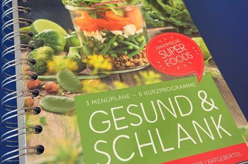 Betty Bossi Kochbuch - Gesund & Schlank
